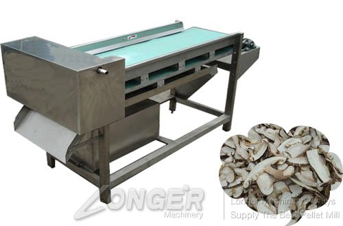 Small Type Mushroom Cutting Machine