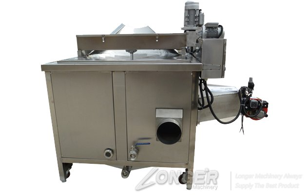 Automatic Discharging Potato Chips Deep Fryer Machine with Gas/Electric Heating