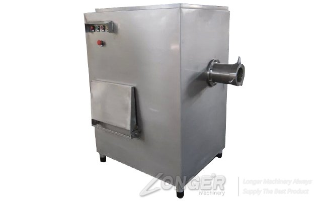 High Speed Stainless Steel Automatic Meat Grinder Machine