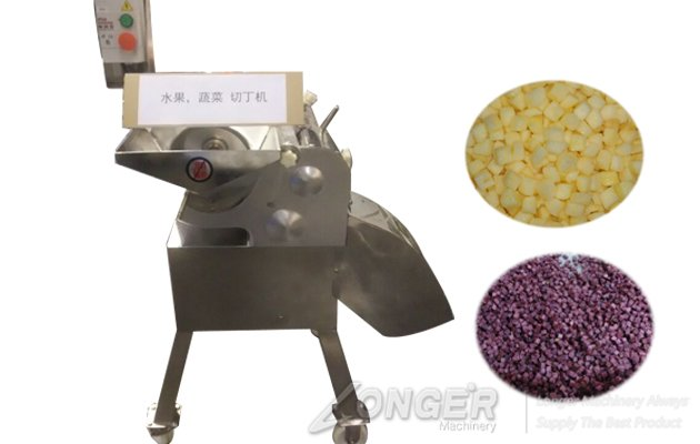 Fruit and Vegetable Dicing Machine