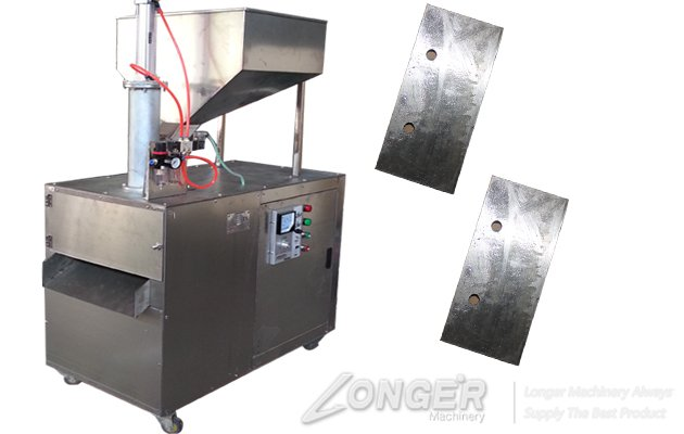 Automatic Industrial Almond Slicing Machine