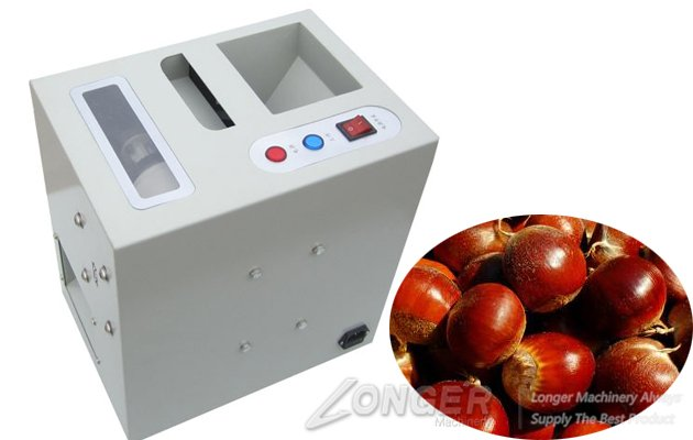 Automatic Commercial Chestnut Opening Machine With Low Price