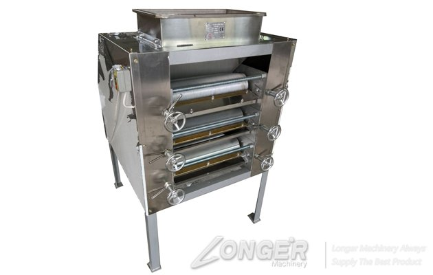 Automatic Peanut Grinding Machine|Roasted Peanut Powder Machine