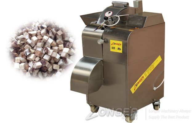 Longer LGHD-100 Model Vegetable and Fruit Cube Cutting Machine