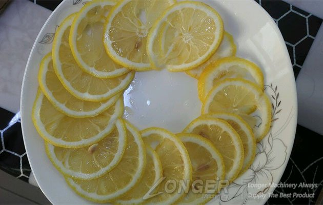 Lemon Ring Slicing Machine|Vegetable slicing machine