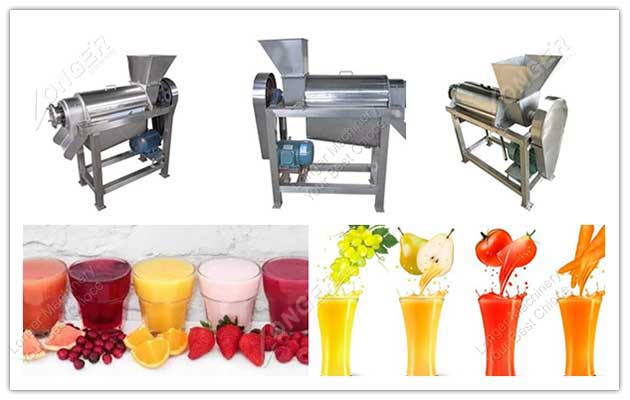 sprial fruit juice extractor machine for ginger,celery manufacturer