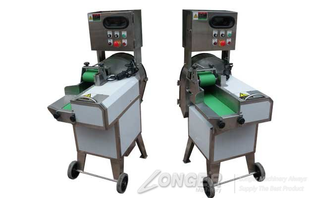 automatic vegetable cutting machine industrial
