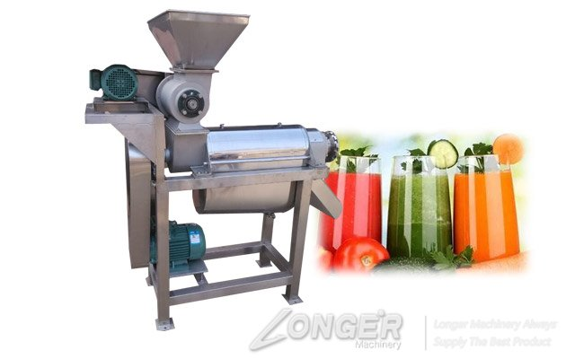 crush type juice machine for pineapple