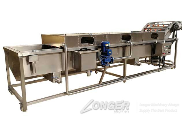 automatic commerical fruit vegetable washing machine cost