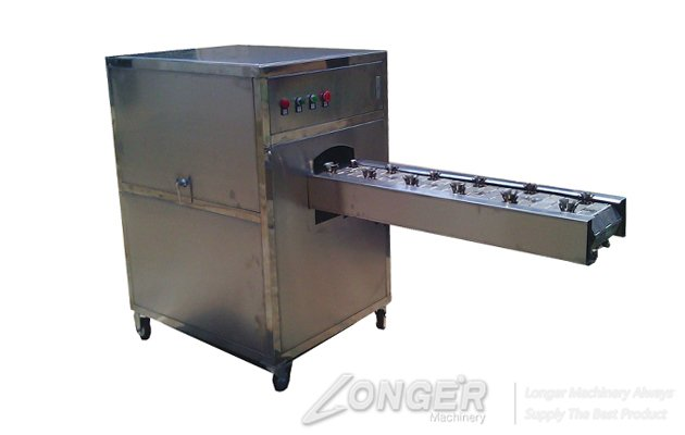 New Model Garlic Root Cutting Machine(Concave Cutting Machine)