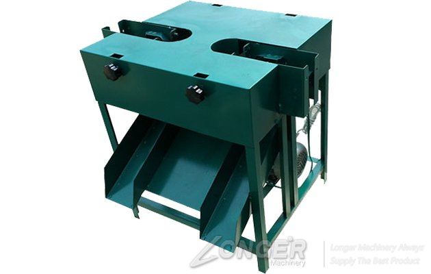 Garlic Root Cutting Machine(Flat Cutting Model)