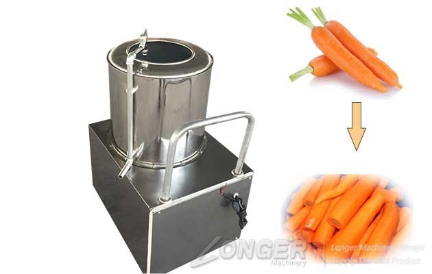 Hot sale Multifunction Carrot Washer and Peeler Machine