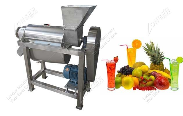 Natural Industrial Multi-function Spiral Fruit Juice Extractor