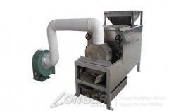 CE Approved Peanut Peeling and Half Separating Machine