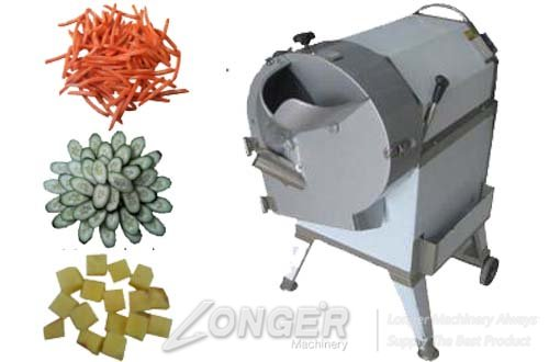 Root Vegetable Cutting Machin