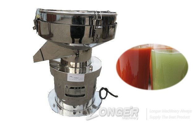 fruit juice filter machine