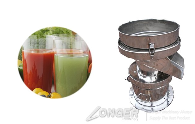 juice filtering machine
