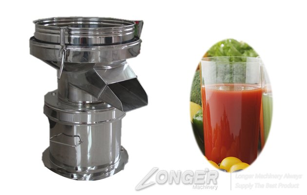 stainless steel juice filter machine