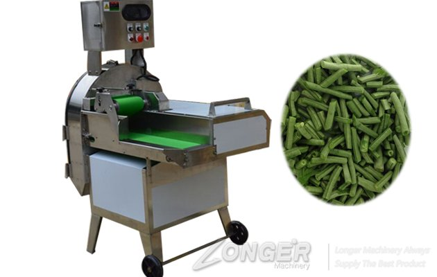 vegetable cutting machine commercial