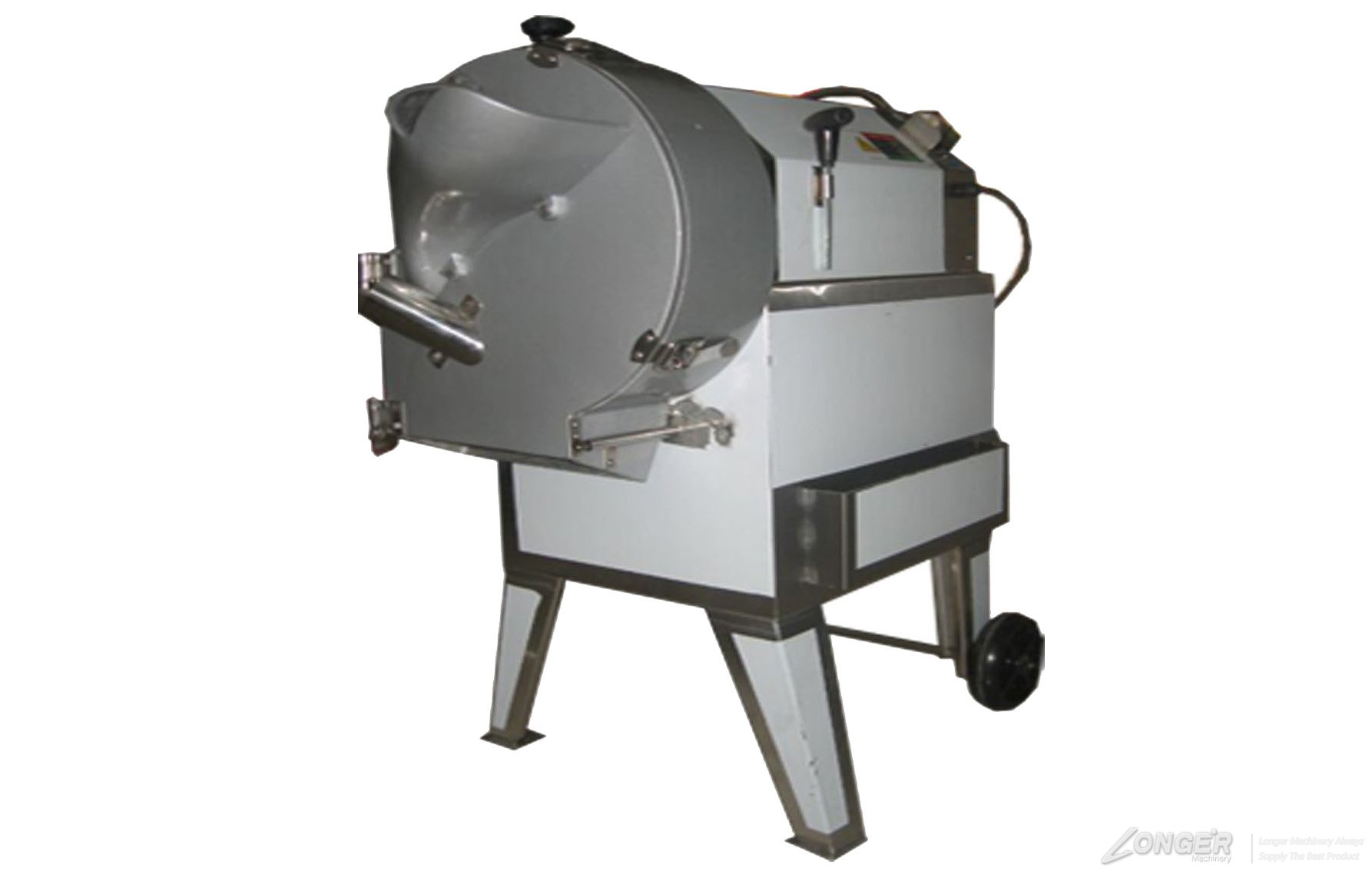 vegetable cutting machine industrial