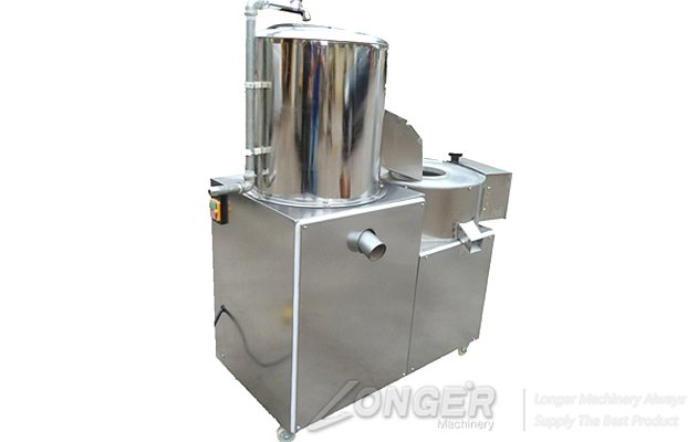 commercial potato peeling machine
