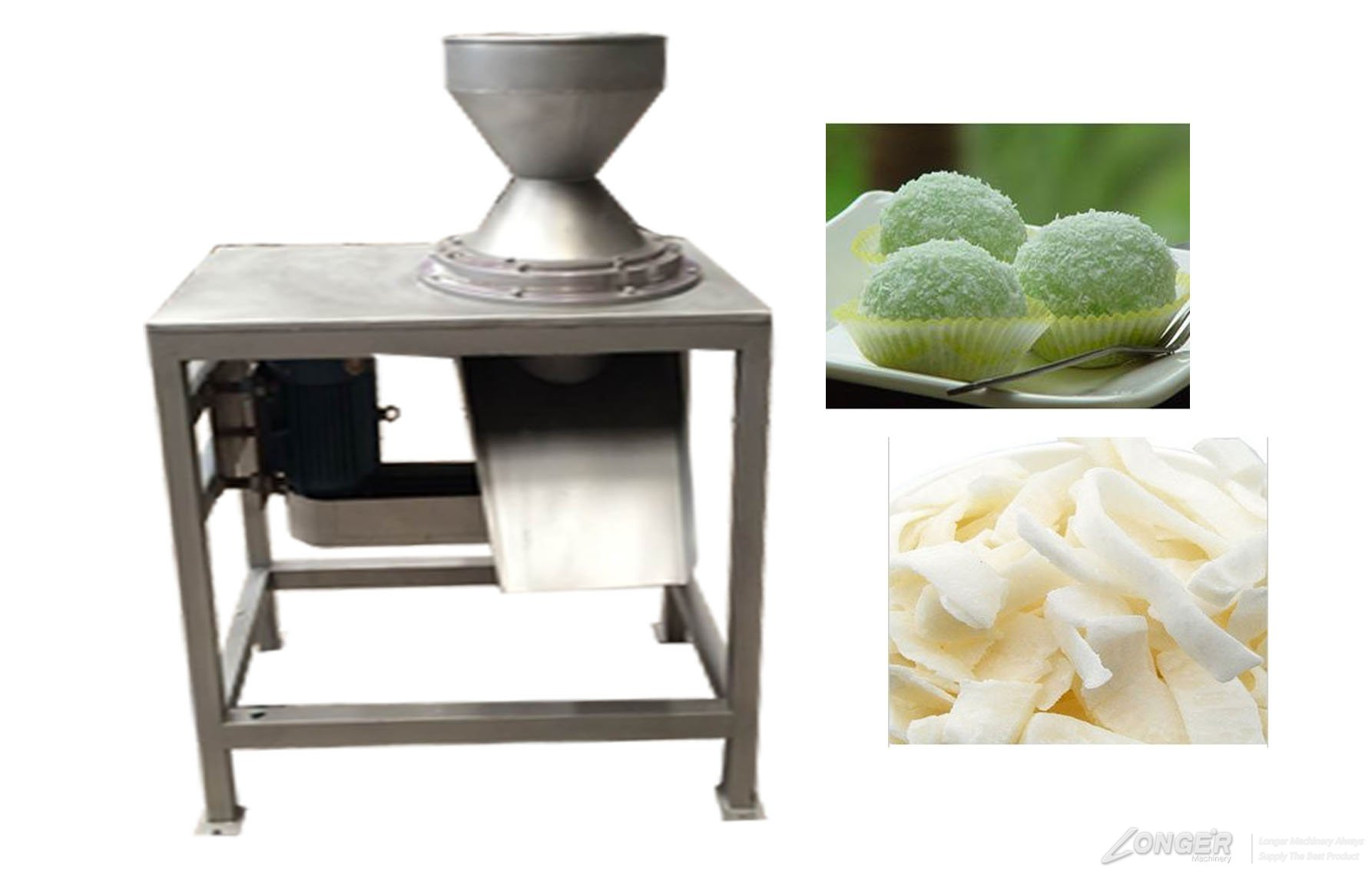 Coconutting Grinding Machine