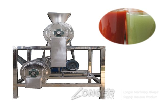 peach pulping machine