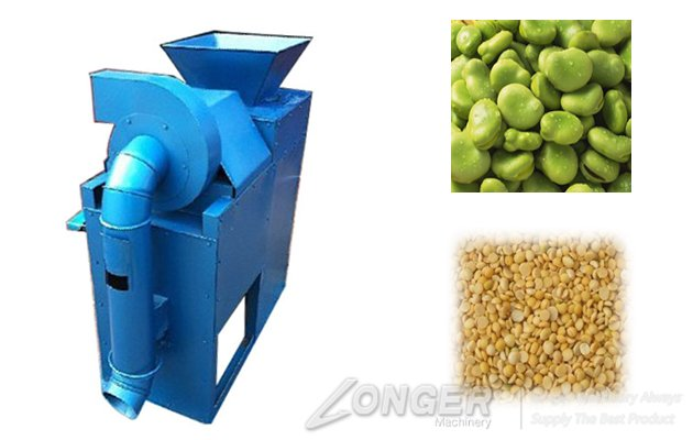 Multifunctional Bean Skin Peeling Machine