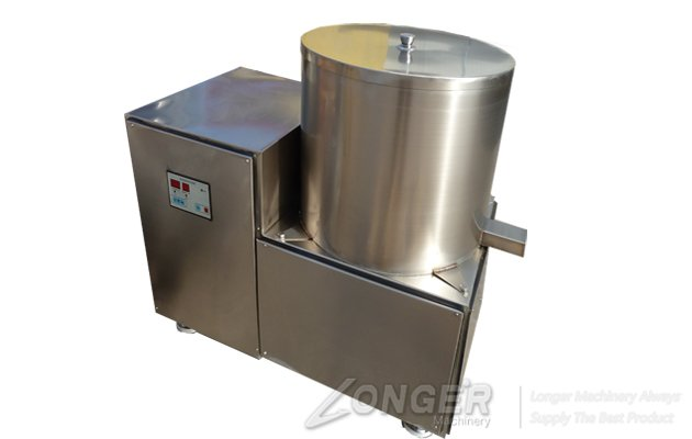 Potato Chips Dewatering Machine High Quality