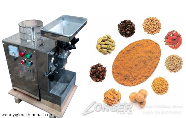 spices milling machine with best price china