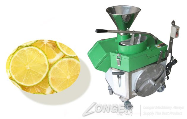 lemon ring slicing machine