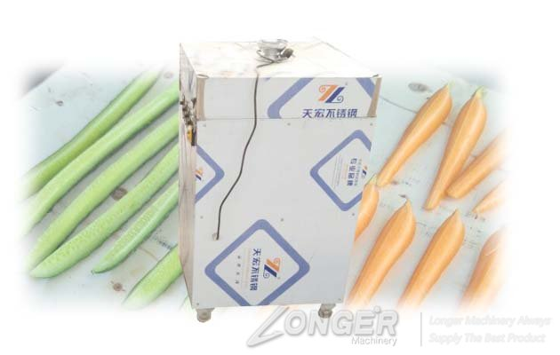 carrot wedge cutting machine price