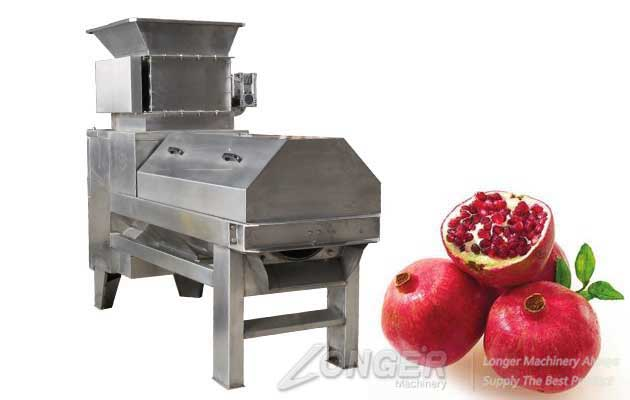 Automatic Pomegranate Peeling Machine Industrial