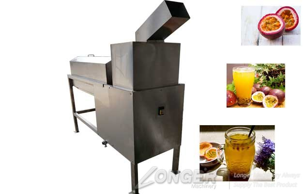 passion fruit juice maker machine