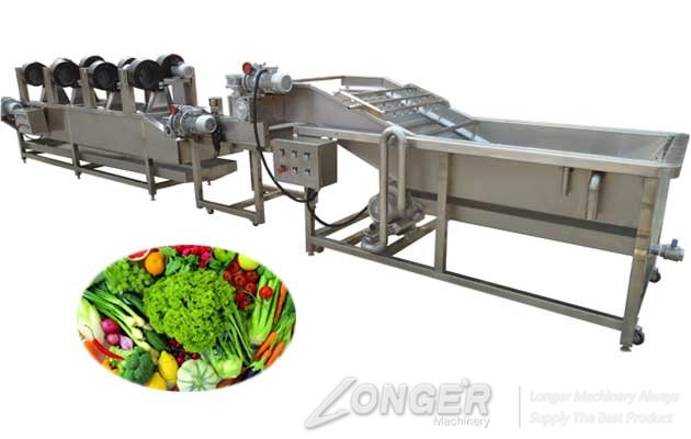 fruit and vegetable washer and dryer