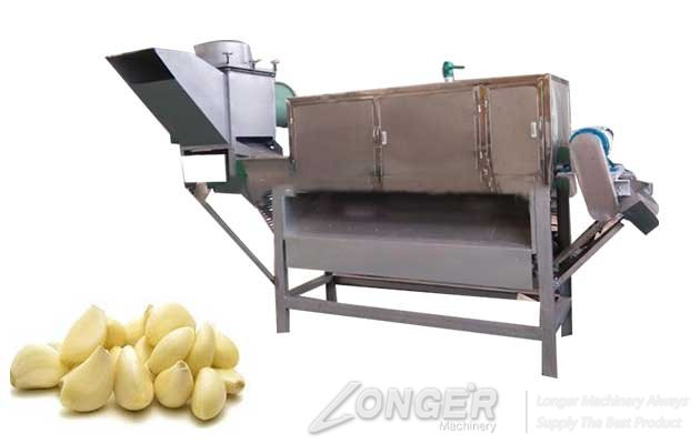 garlic skin peeler machine