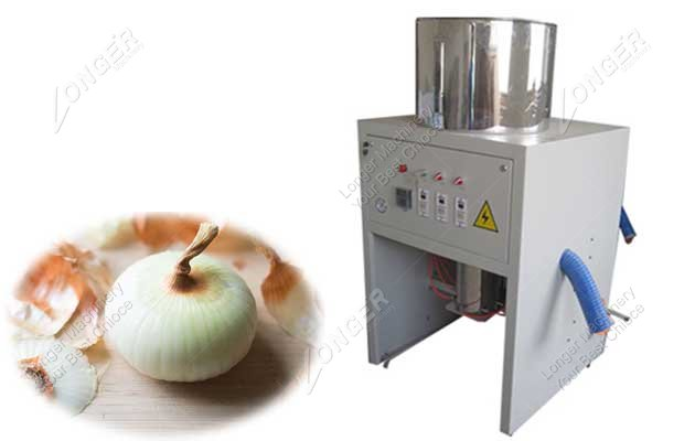 small onion peeling machine