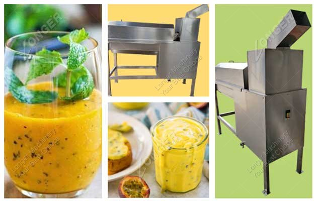 passion fruit juice making machine