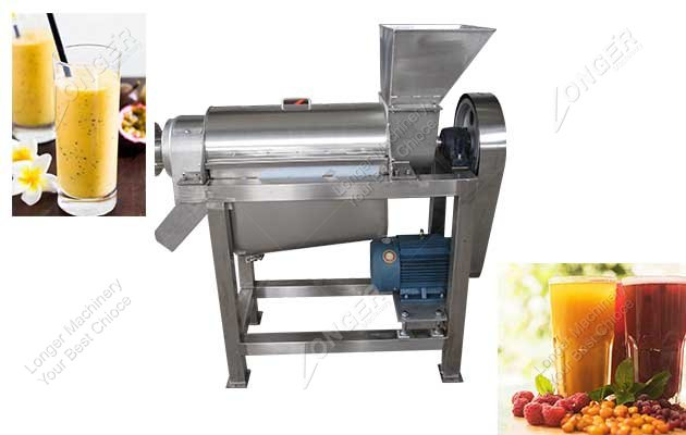 Industrial Fruit Juice Making Machine LONGER LGJE-1.5 With Best Quality