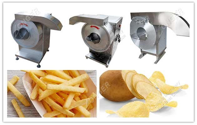 image for french fries cutting machine