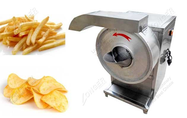 french fried cutting machine picture