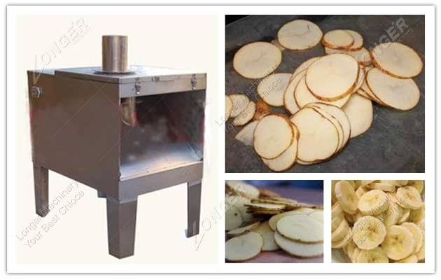 image for banana chips cutting machine
