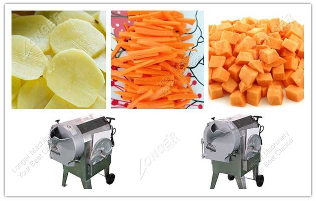 carrot cutting machine for sale