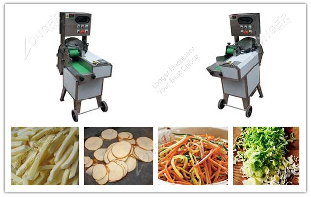 image for large type vegetable cutting machine