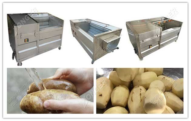 fruit vegetable processing machine